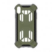 Baseus Cold Front Case (iPhone Xr) - Grön