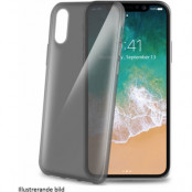 Celly Gelskin Cover (iPhone Xr) - Svart
