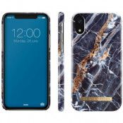 iDeal Of Sweden Fashion Marble (iPhone Xr) - Golden Blush