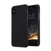 Melkco Rubberized Cover Iphone XR - Black