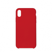 Puro Icon Cover till iPhone XR - Röd