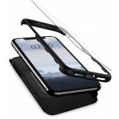 Spigen Thin Fit 360 Case + Glass (iPhone Xr)