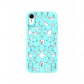 SwitchEasy Fleur (iPhone Xr) - Mint