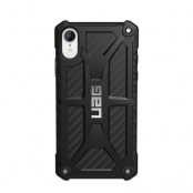 UAG Monarch Cover iPhone XR - Carbon