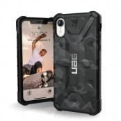 UAG Pathfinder Camo Case (iPhone Xr) - Svart/grå