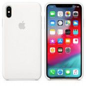 APPLE IPHONE XS MAX SILICONE CASE WHITE MRWF2ZM/A