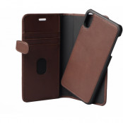 Gear Buffalo Wallet (iPhone Xs Max) - Brun