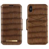 iDeal Of Sweden Capri Wallet (iPhone Xs Max) - Svart