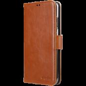 Melkco Walletcase iPhone XS Max - Brun