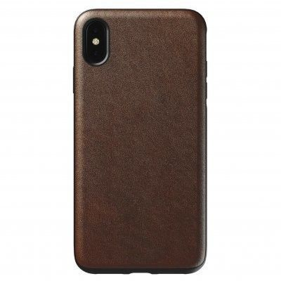 Nomad Rugged Leather Case V2 (iPhone Xs Max)
