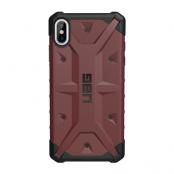 UAG iPhone XS Max Pathfinder Cover - Carmine