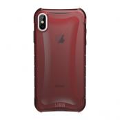 UAG iPhone XS Max Plyo Cover - Crimson