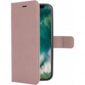 Xqisit Wallet Viskan (iPhone Xs Max) - Roséguld