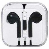In-ear Headset - iPhone, iPad, iPod - Svart