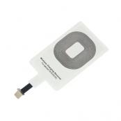 Qi Adapter för trådlös laddning (Lightning) - Vit