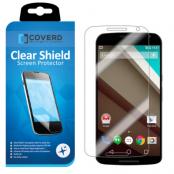 CoveredGear Clear Shield skärmskydd till Google Nexus 6