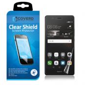 CoveredGear Clear Shield skärmskydd till Huawei P9