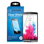 CoveredGear Clear Shield skärmskydd till LG G3