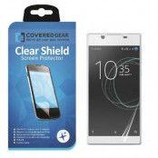 CoveredGear Clear Shield Skärmskydd till Sony Xperia L1