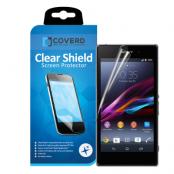 CoveredGear Clear Shield skärmskydd till Sony Xperia Z1 (2PACK)