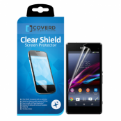 CoveredGear Clear Shield skärmskydd till Sony Xperia Z1 Compact (2PACK)