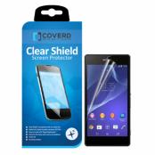 CoveredGear Clear Shield skärmskydd till Sony Xperia Z2 (2PACK)