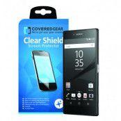 CoveredGear Clear Shield skärmskydd till Sony Xperia Z5 Premium