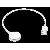 Magnetisk laddningskabel till Apple Watch 30cm - Vit