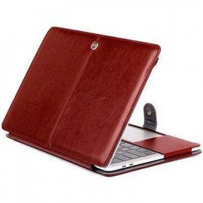 MacBook Pro 13.3 2016 A1706/A1708 Skal - Vinröd