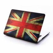 "Skal till MacBook Pro 13"""" - British Flag"