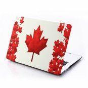 """Skal till MacBook Pro 15"""" - Red Maple Leaf"""