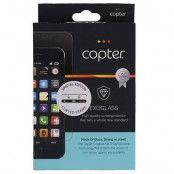 Copter Exoglass Curved Skärmskydd för Samsung Galaxy S7 Edge Transparent