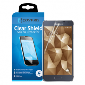 CoveredGear Clear Shield skärmskydd till Samsung Galaxy Alpha