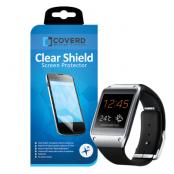 CoveredGear Clear Shield skärmskydd till Samsung Galaxy Gear