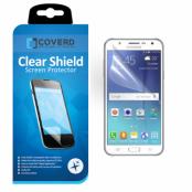 CoveredGear Clear Shield skärmskydd till Samsung Galaxy J5 (2016)
