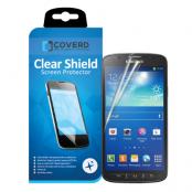 CoveredGear Clear Shield skärmskydd till Samsung Galaxy S4 Active