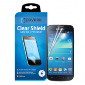 CoveredGear Clear Shield skärmskydd till Samsung Galaxy S4 Mini