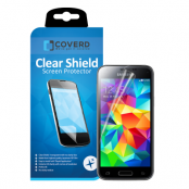 CoveredGear Clear Shield skärmskydd till Samsung Galaxy S5 Mini