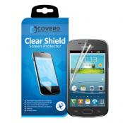 CoveredGear Clear Shield skärmskydd till Samsung Galaxy Trend