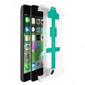 CoveredGear Easy App härdat glas skärmskydd till iPhone 6S/6 - Svart