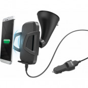 Hama Car Wireless Charger Qi (iPhone)