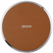 Nillkin Qi Magic Disk III Wireless Charger - Brun
